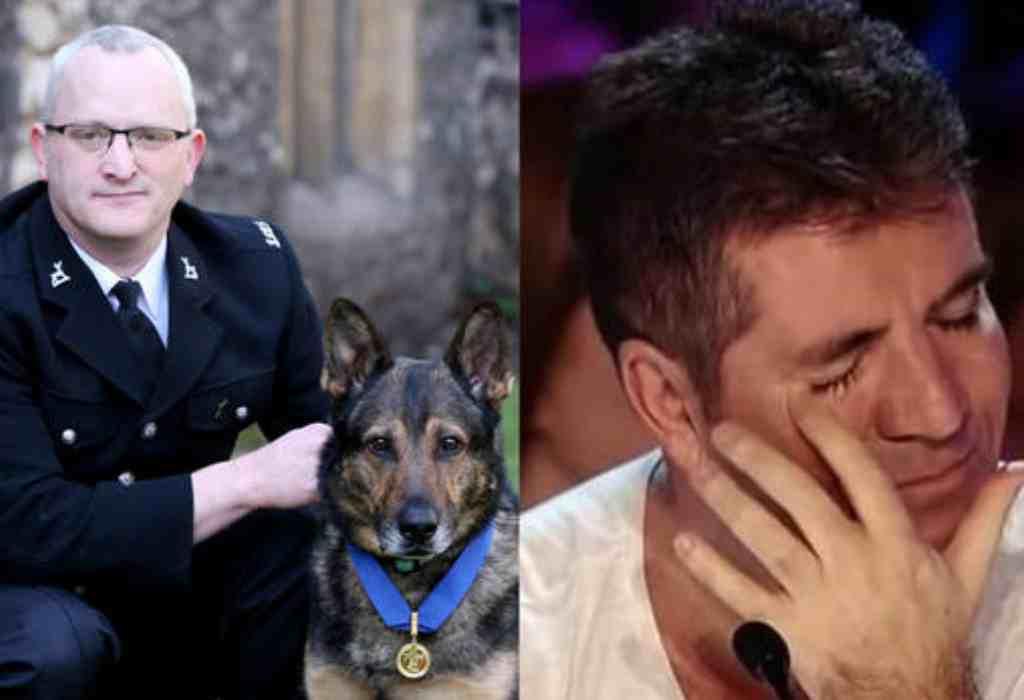 politiehond doet auditie 3a